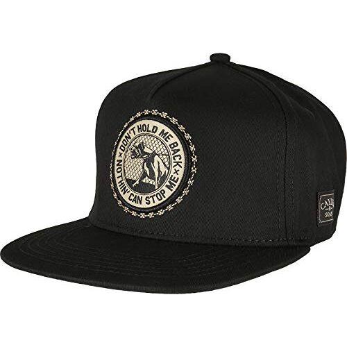 CS2649 Cayler & Sons Unisex Baseball Cap C&S WL Can't Stop Me Cap Baseballpet, zwart/mc, één maat