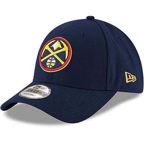 NE11783712 New Era The League Denver Nuggets Cap Muts, Blauw, One Size