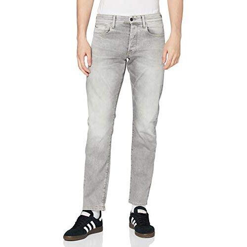 51003-7607-424 G-Star Raw Heren 3301-Rechte Rechte Rechte Taps Toelopende Jeans