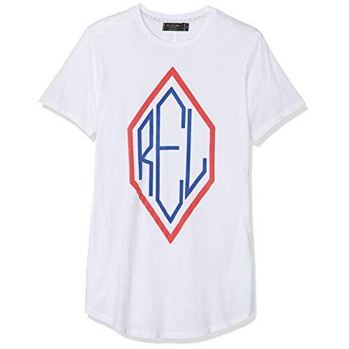 19PPMG65-013 Religie T-shirt voor heren