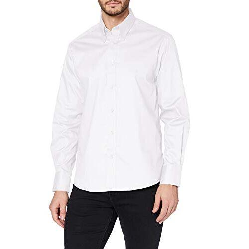 KK188-WTE-16-WTE Kustom Kit Zakelijk shirt voor heren