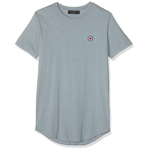 19PDCF30-915 Religie Dobbelsteen T-shirt voor heren