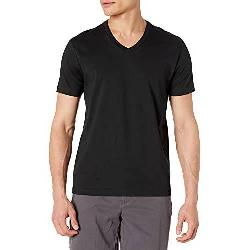F16GT45001 Goodthreads Heren T-Shirt, zwart, groot (Fabrikant maat: groot)