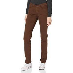 Braun MAC Jeans Dream Jeans voor dames, 278r Fawn Brown Ppt, 34W x 30L