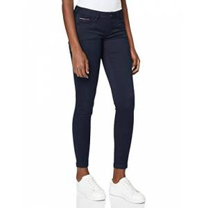 DW0DW04410-980 Tommy Jeans Low Rise Sophie Skinny Jeans voor dames blauw W24/L30