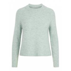 17098262 PIECES dames Pcellen Ls O-neck Knit Noos pullover