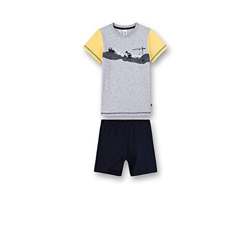 232437 Sanetta jongens pyjama kort tweedelige pyjama