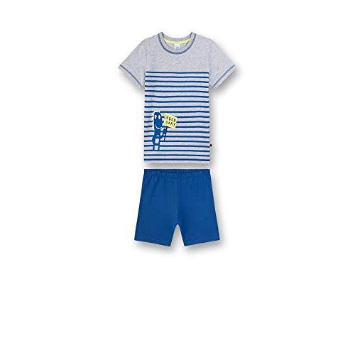 232439 Sanetta jongens pyjama kort tweedelige pyjama