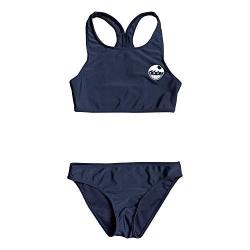 ERGX203264 Roxy Early Roxy Bikiniset, crop top voor meisjes, 8-16 jaar, bikiniset voor meisjes
