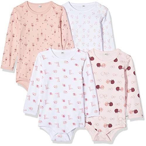 3819 Pippi Unisex baby vormende body