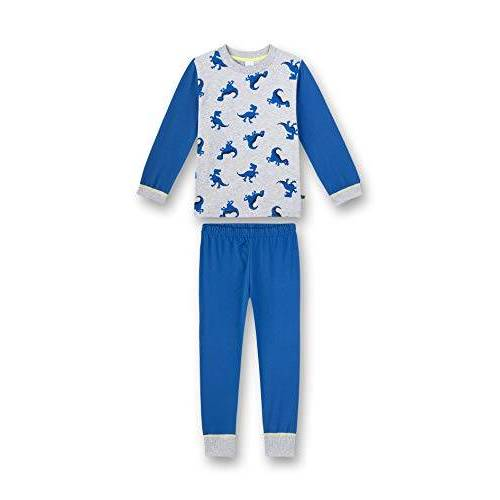 232447 Sanetta jongens pyjama lang tweedelige pyjama