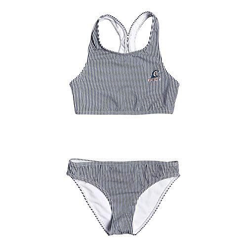 ERGX203264 Roxy Early Roxy – bikiniset crop top voor meisjes, 8-16 jaar, bikiniset voor meisjes