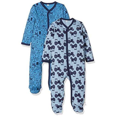 3821 Pippi Baby-jongens slaapromper