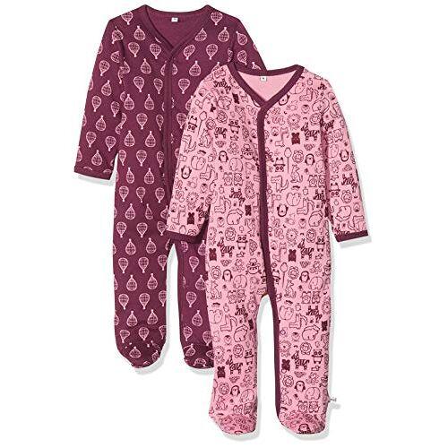 3821 Pippi Baby-meisjes slaapromper