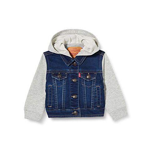 8564 Levi's Kids – Lvn Indigo jas voor babyjongens. blauw 24 mois