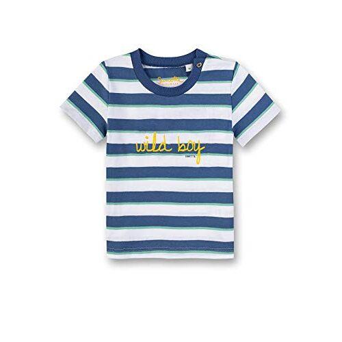 114931 Sanetta T-shirt voor babyjongens.
