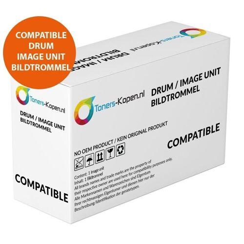 Huismerk Alternatief OPC drum unit voor Oki C301 C332 30000 pagina's  - Zwart