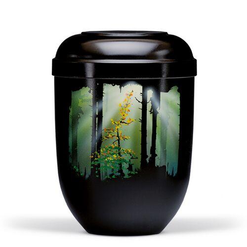 Urn met airbrush: Amazone