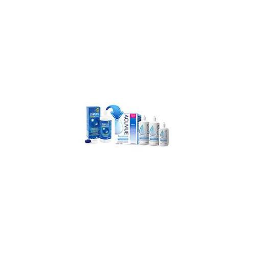 Complete ACUVUE COMPLETE RevitaLens MPDS [3x 360ml]
