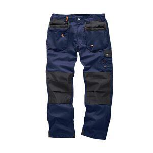 Scruffs Werkbroek'Worker Plus', blauw 28R
