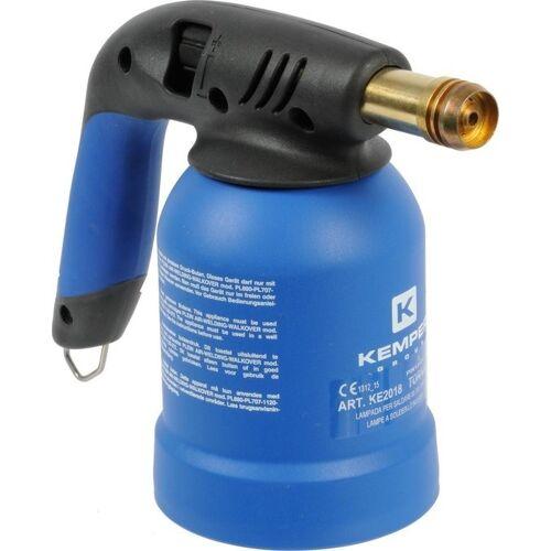 Kemper Gasbrander Soldeerbrander KE2018 - 1750°C - Blauw