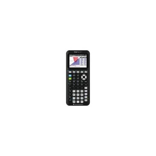 Texas-Instruments Texas Instruments TI-84 Plus CE-T color grafische rekenmachine, zwart   Texas-Instruments