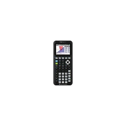 Texas-Instruments Texas Instruments TI-84 Plus CE-T color grafische rekenmachine, zwart   Texas-Instruments
