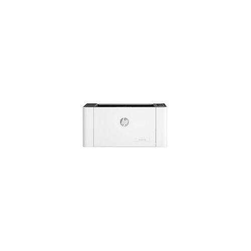 HP Laser 107a A4 laserprinter zwart-wit