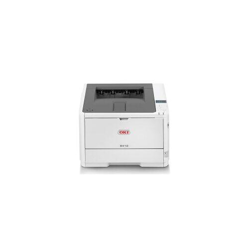 OKI B412dn A4 laserprinter zwart-wit