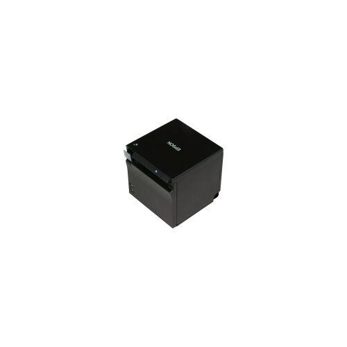 Epson TM-M30II-H (142) bonprinter zwart met bluetooth en Ethernet, zwart-wit