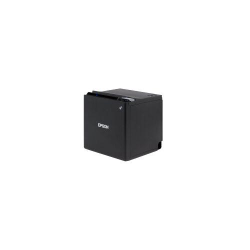 Epson TM-M30II (112) bonprinter zwart met bluetooth en Ethernet, zwart-wit