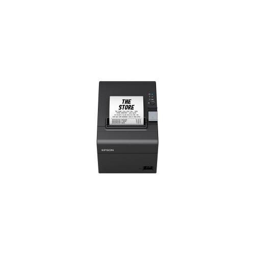 Epson TM-T20III (012) bonprinter zwart met Ethernet, zwart-wit