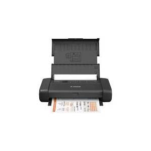 Canon Pixma TR150 mobiele inkjetprinter met wifi en accu, kleur