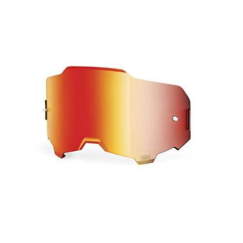 51040-003-02 100% ARMEGA vervangend glas rode spiegel, rood