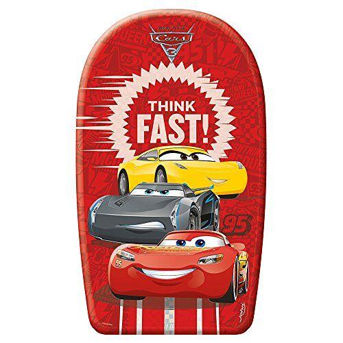 72523 John  Bodyboard Cars Zwemplank, zwemhulp voor kinderen