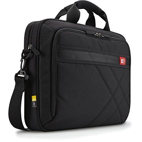 DLC-117 Case Logic Notebook & Tablet Briefcase Notebooktas Zwart 17.3 inch effen