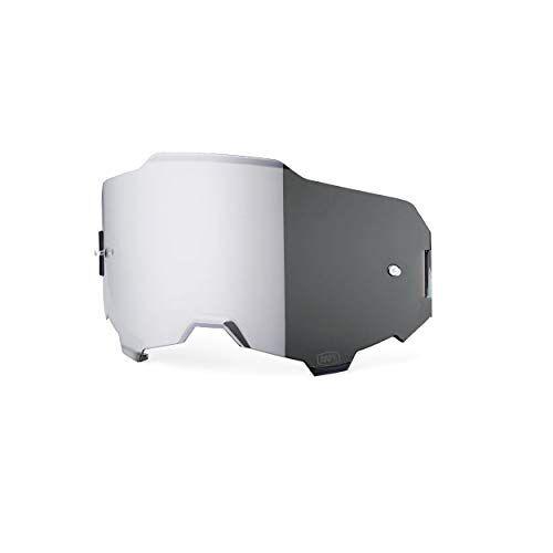51040-008-02 100% ARMEGA vervangende lens zilveren spiegel, zilver