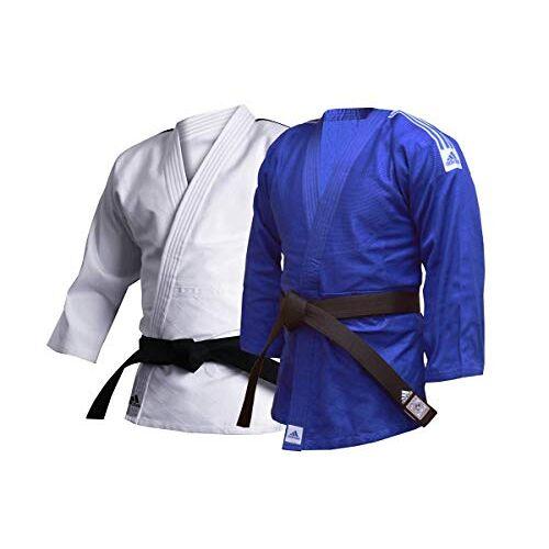 J500 adidas Judo Uniform Training Uniform-500g Vechtsporten Student Gi, Wit, 170