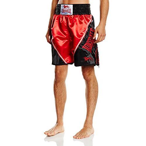 402436 Londsdale heren boxen, kleding Pro Large logo Braid en Tassle Trunks