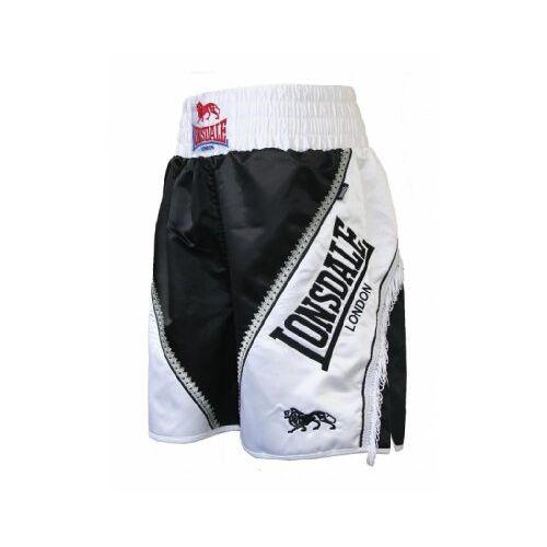 402425 Londsdale heren boxen, kleding Pro Large logo Braid en Tassle Trunks