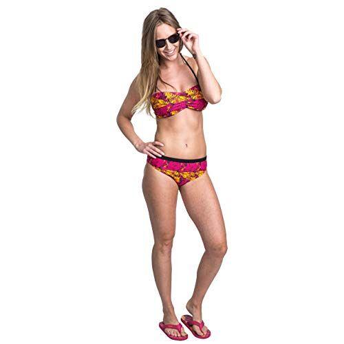 FACLSMN10005_PL1XXS Trespass Nuala Bikinibroek, dames