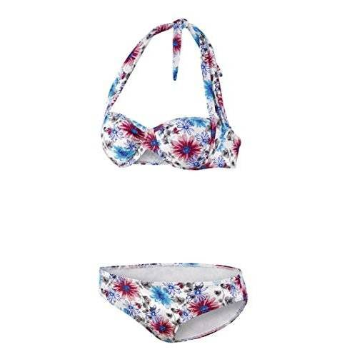 36331 Beco dames strijkbikini, C-Cup Rock-a-Bella bikinitop