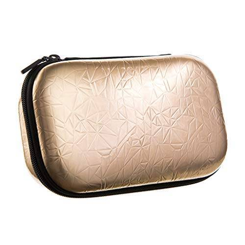 ZPP-MT3 ZIPIT ZIPIT metallic pennenetui/etui/pennenetui, gouden etui, 21 cm, goud