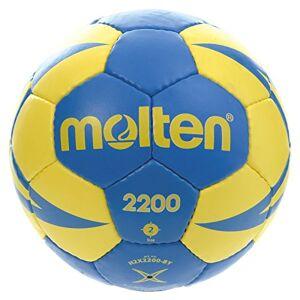 H2X2200-BY molten dames  Ball, blauw/geel, 2