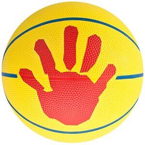 SB4-Dbb molten kinderbasketbal, , geel, 4