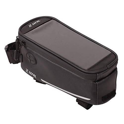 7011 Zefal Unisex's Console Pack T2 Frame Bag, Zwart, Medium