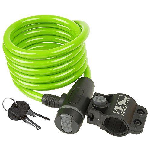 233865 M-Wave S 10.18 spiraalvormig kabelslot