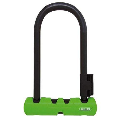 345951 Abus SH34 Ultra Mini fietsslot, groen, HB180, 34595-1, 410/150HB180