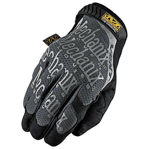 MGV-00-009 Mechanix Originele handschoen met ventilatieopeningen, medium