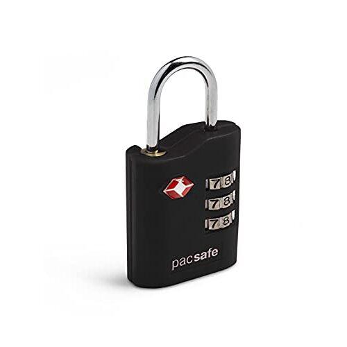 10230100 Pacsafe Prosafe bagageslot 6 cm, zwart